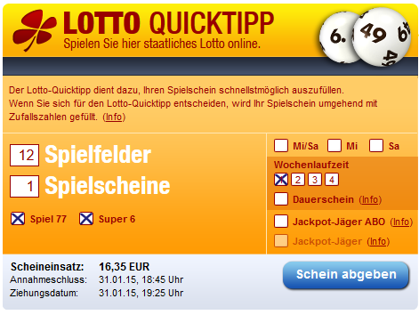 Немецкое лото онлайн | получить билет онлайн на джекпот в германии