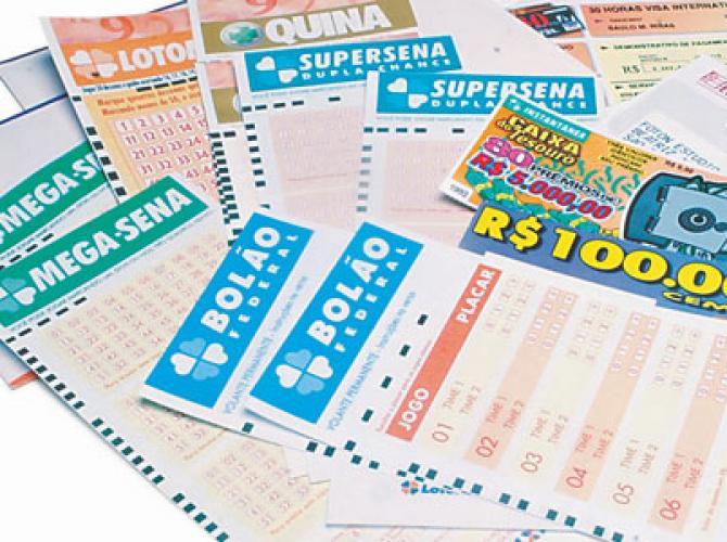 Лотерея mega sena (бразильская национальная лотерея)