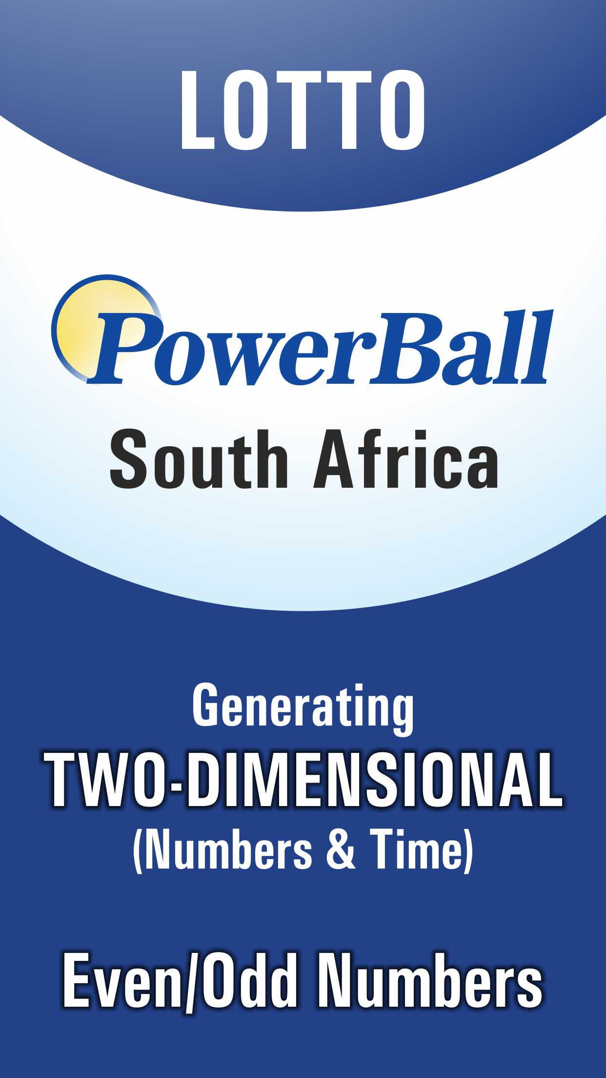 South africa powerball number generator
