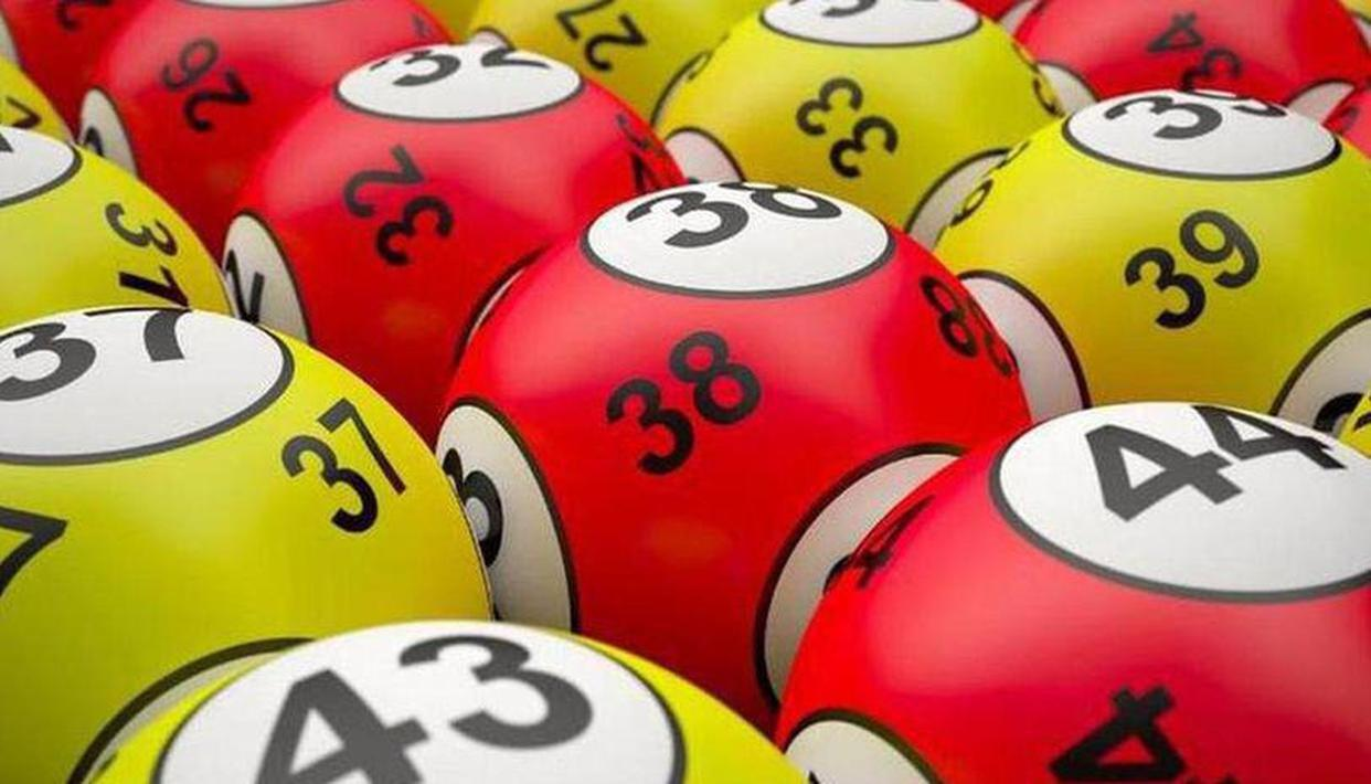 An easy game from australia saturday lotto: pick 6 numbers right away! - lotto agent