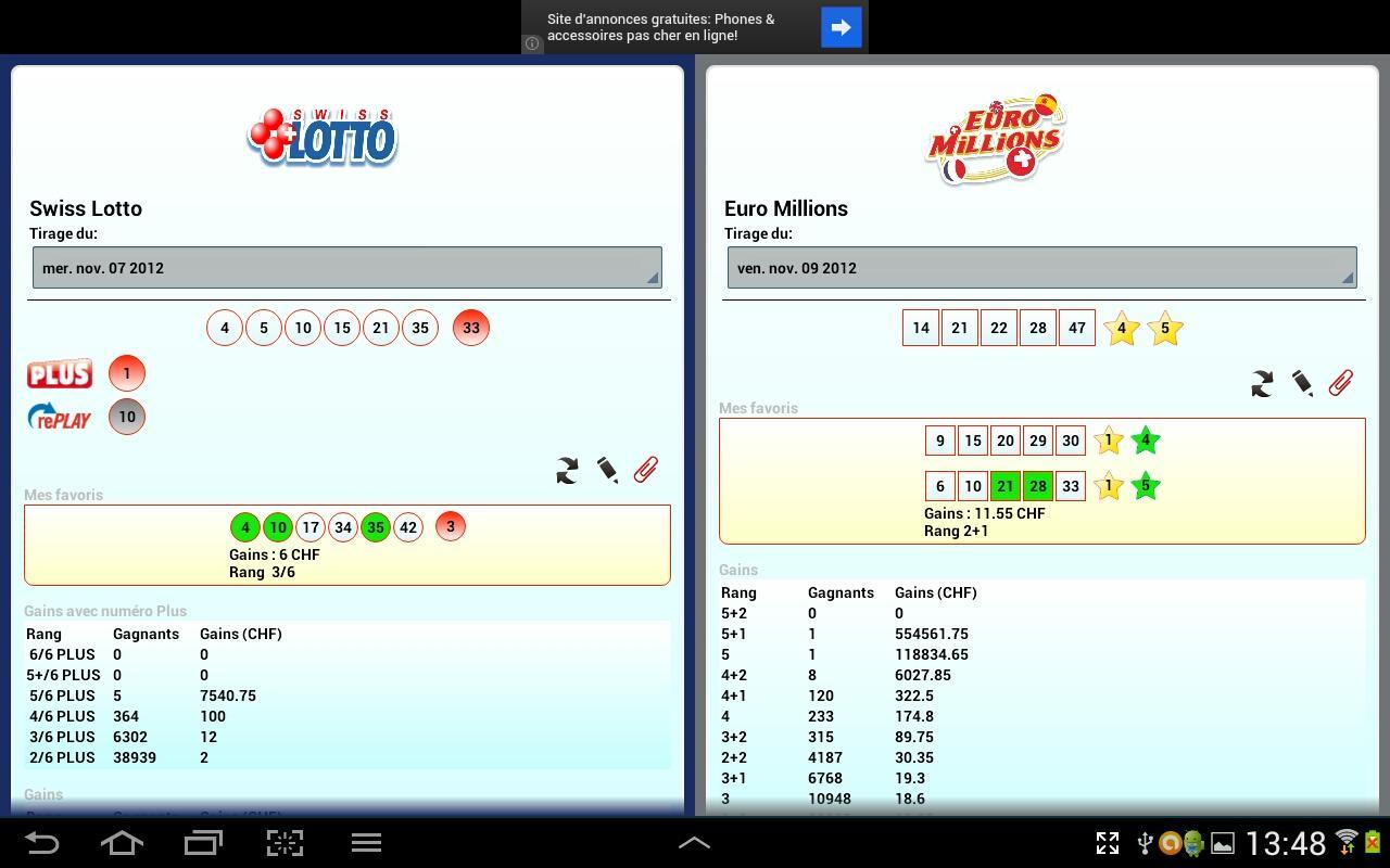 Play swiss lotto online: price comparison at lotto.eu
