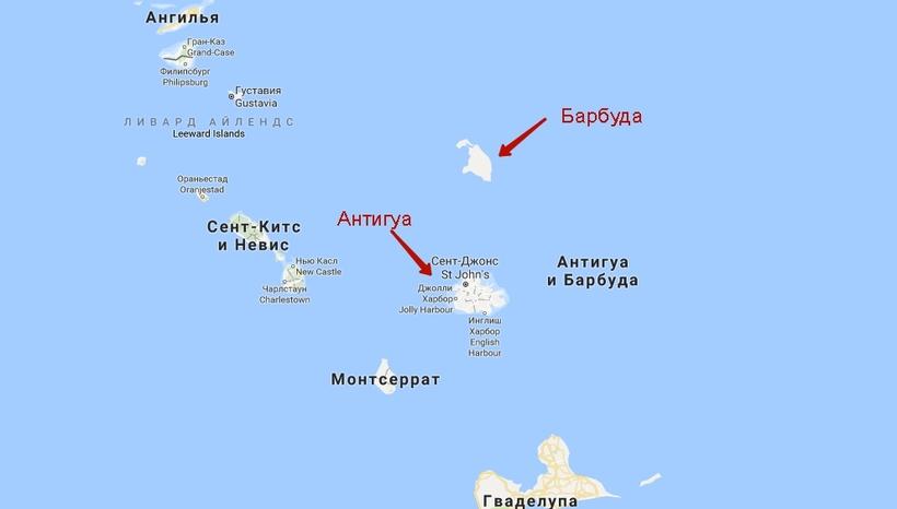 Антигуа и барбуда: как добраться. роскошный отдых на островах от luxury resorts collection