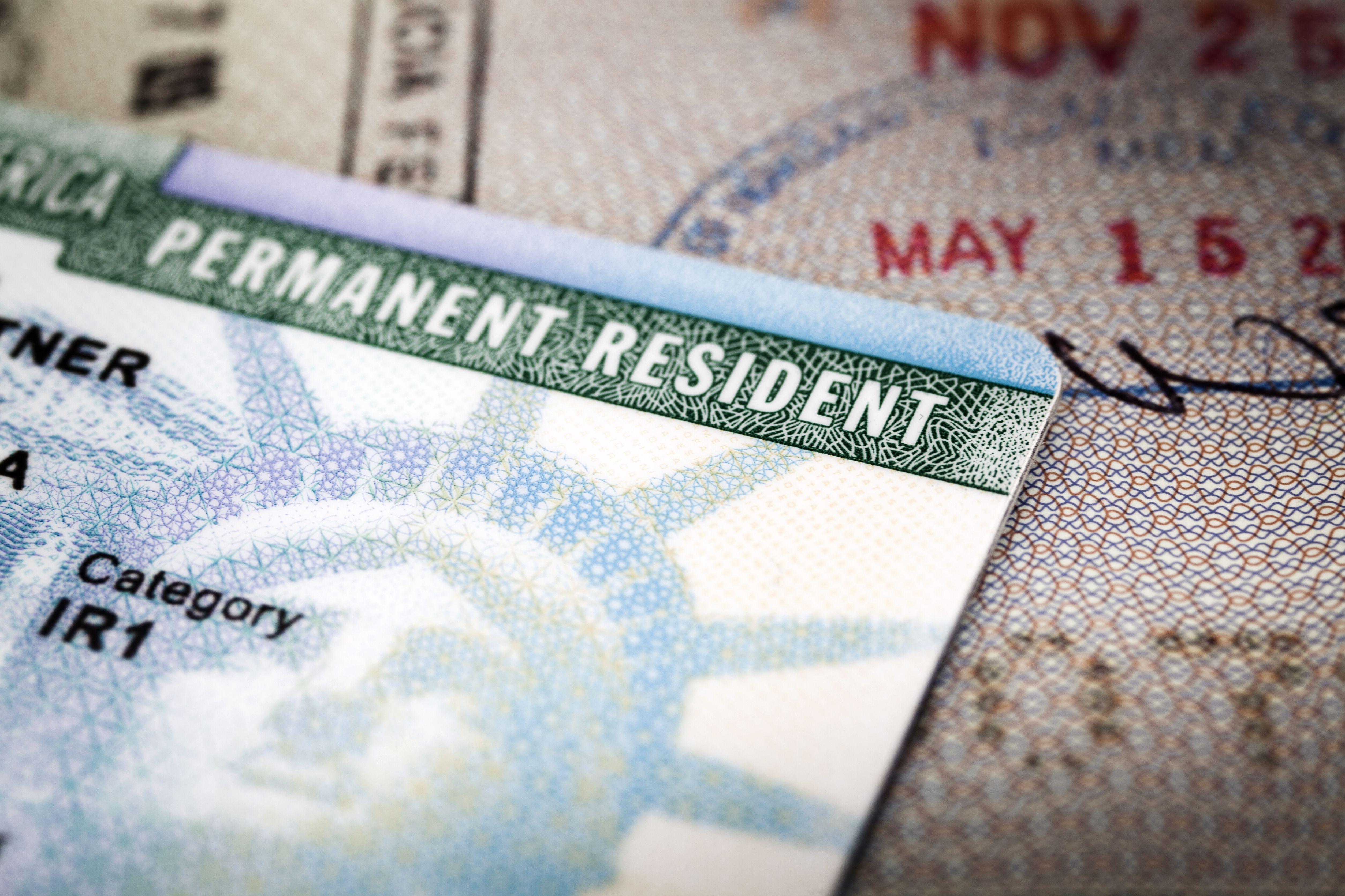 Участие в лотерее green card