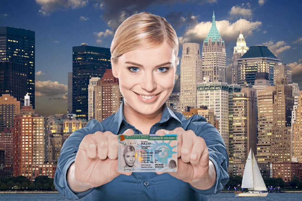 Live and work in united states get a green card - apply today