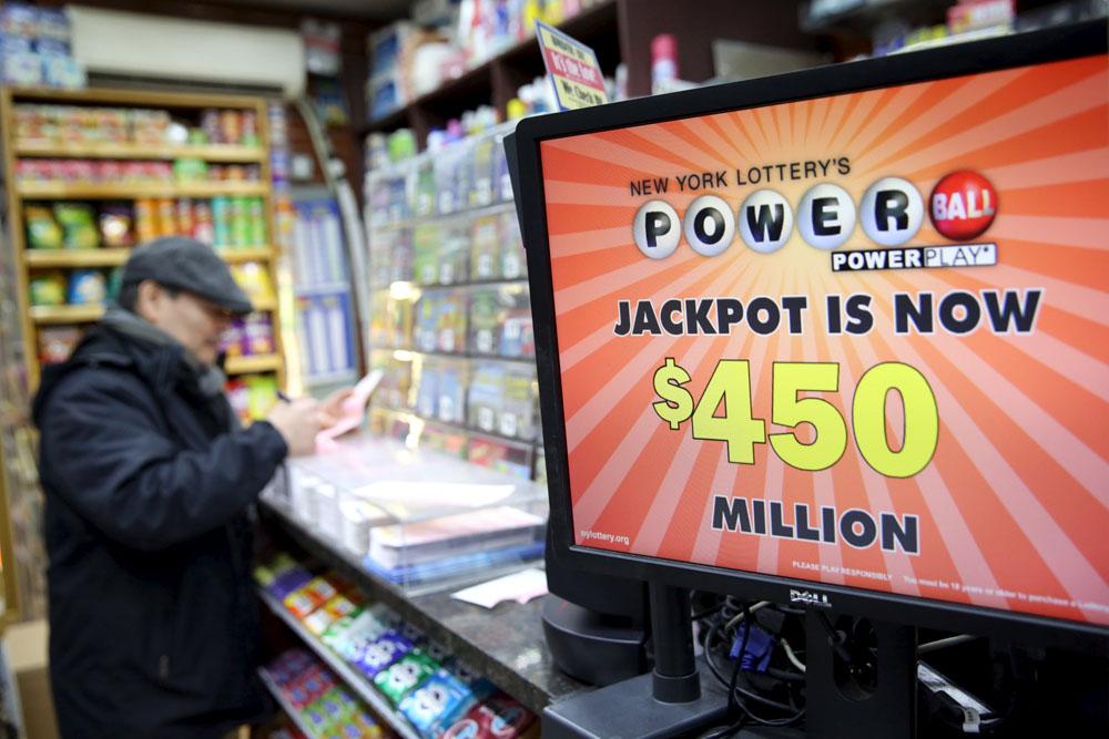 Registros de premios mayores de lotería - lottery jackpot records - qwe.wiki