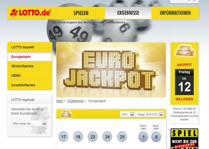 Шансы в австрия лото? austria lotto продажа   big lottos