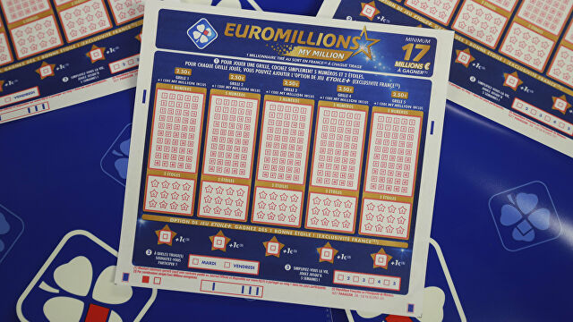 About euromillions lottery
