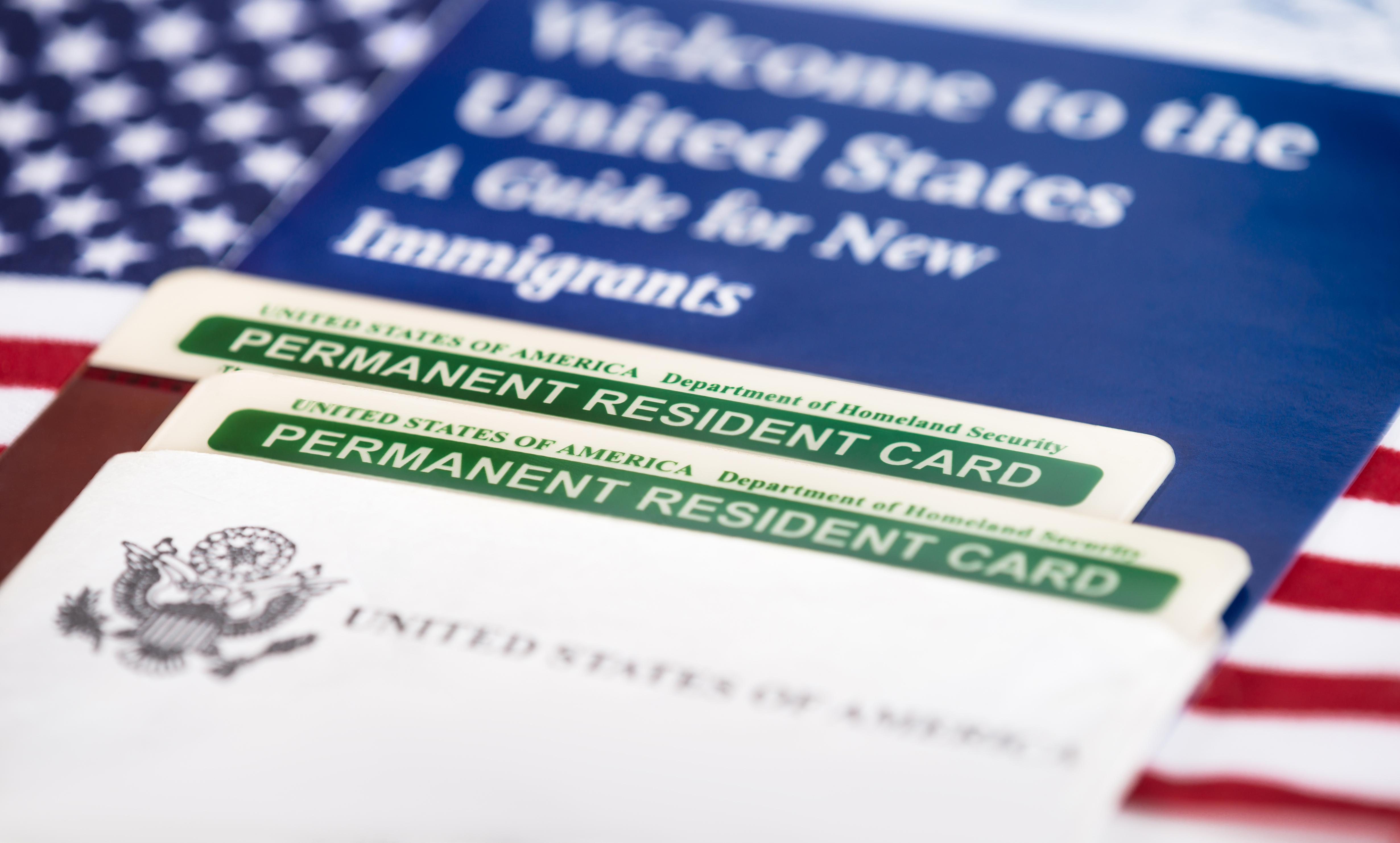 Green card lottery — как правильно заполнить анкету