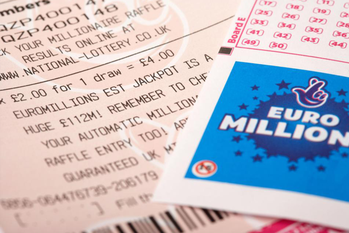 Euromillions results for 9th july 2019