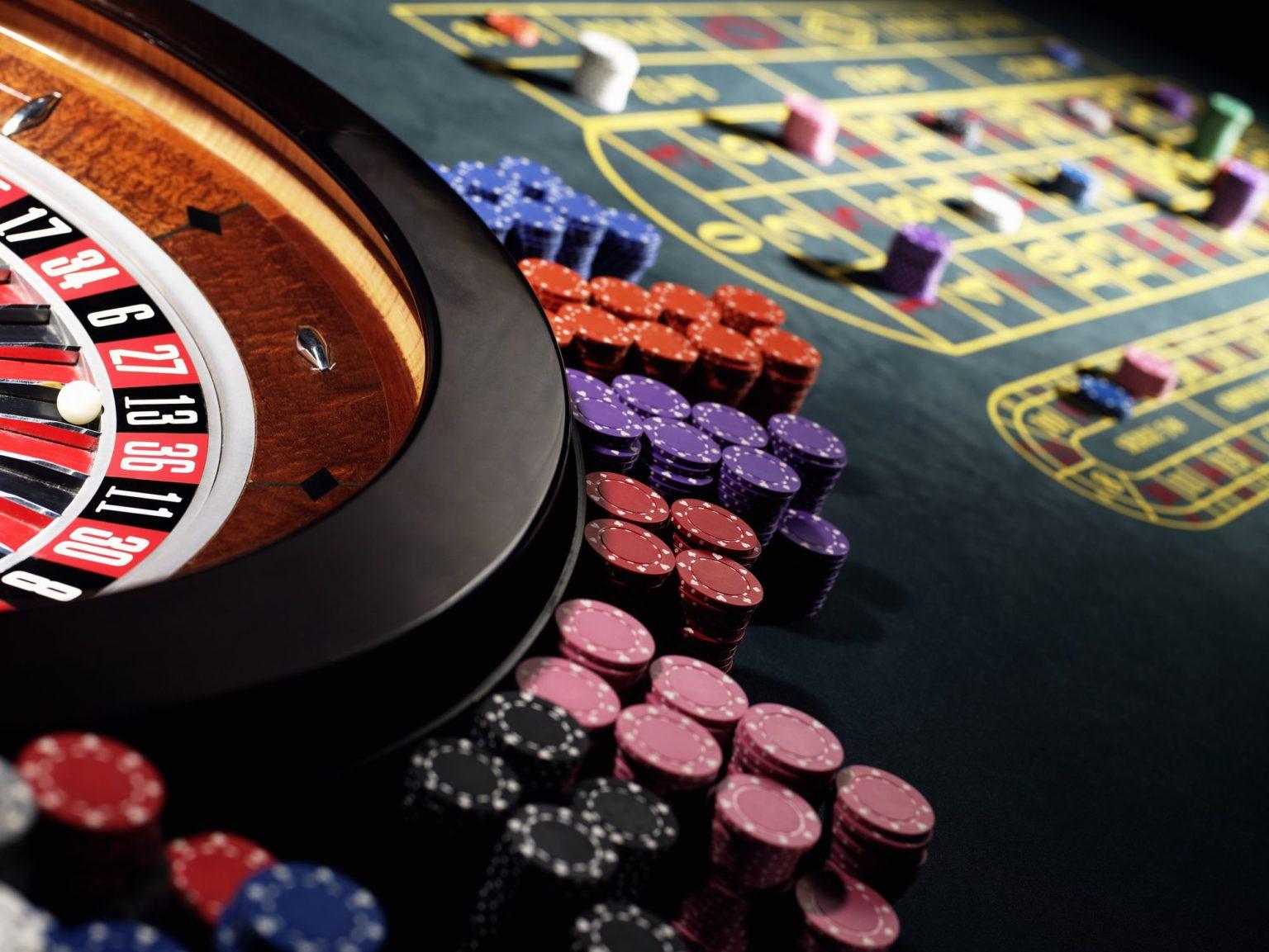 Negócio de jogos de azar na Noruega
