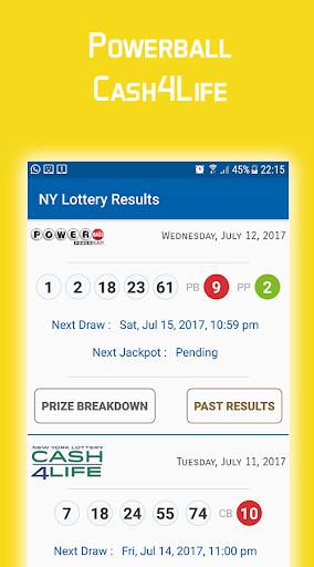 Nj lottery   cash4life cash4life