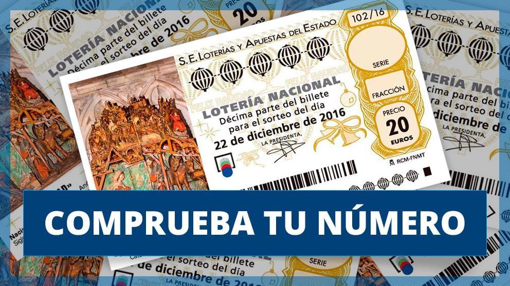 Buscar número lotería  dónde comprar tu décimo de la lotería del niño 2020