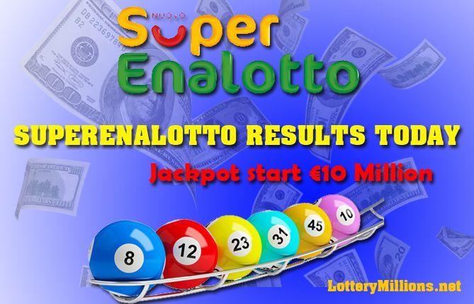 Информация о superenalotto