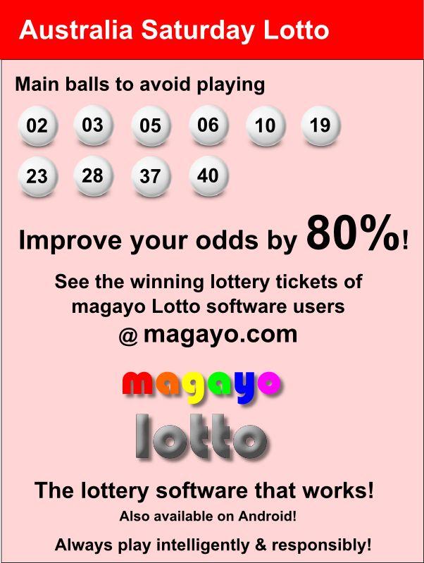 Австралийские лотереи