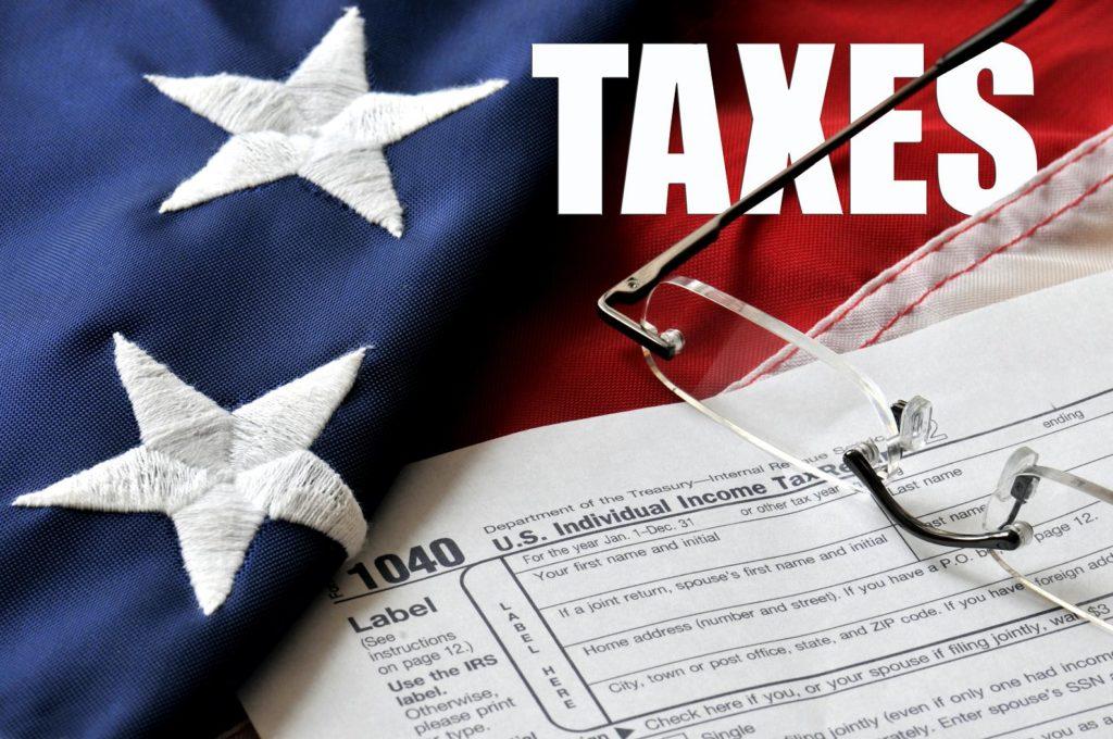 Налоги в америке для бизнеса: федеральные, налоги штата и местные
