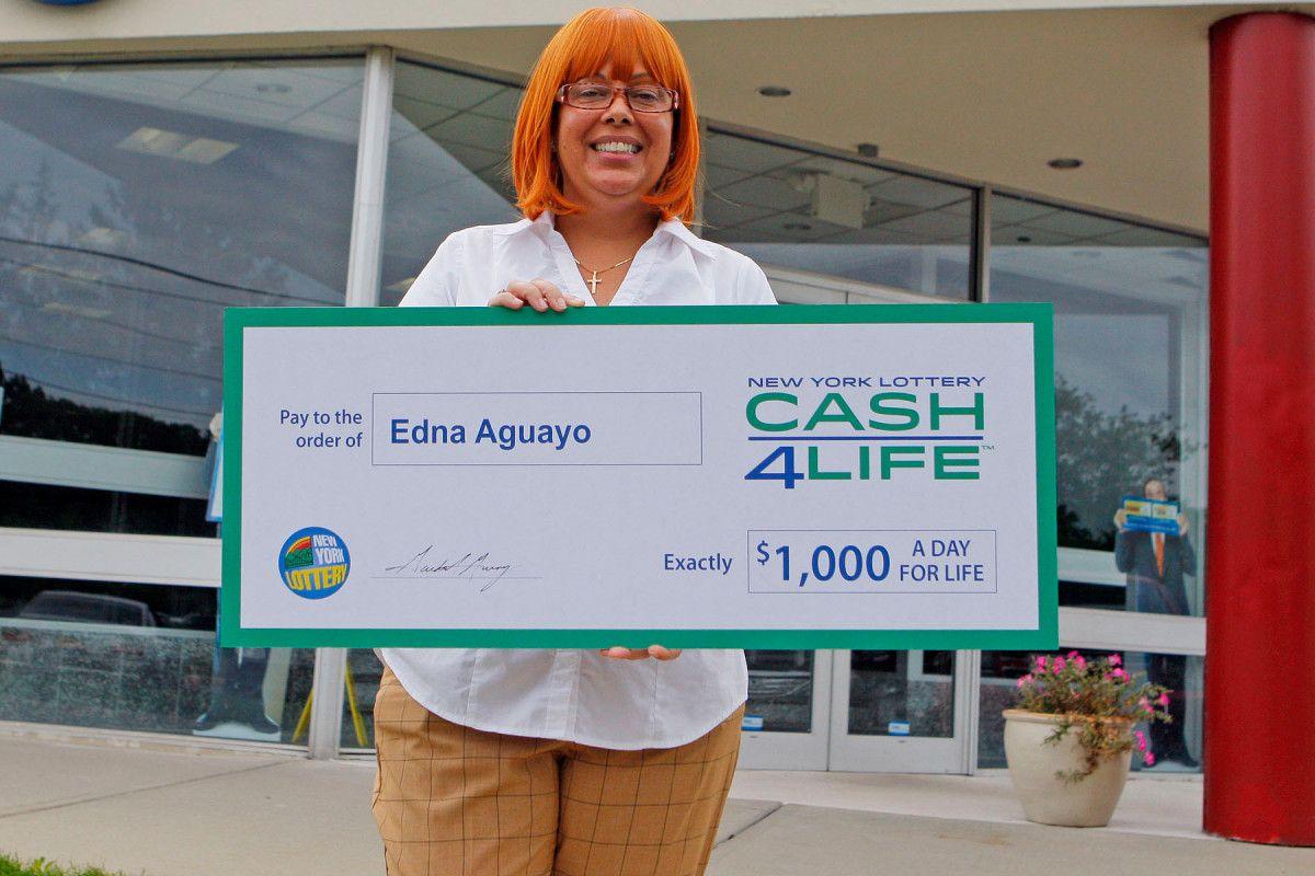 Cash4life nova york (Novo) resultados da loteria & detalhes do jogo