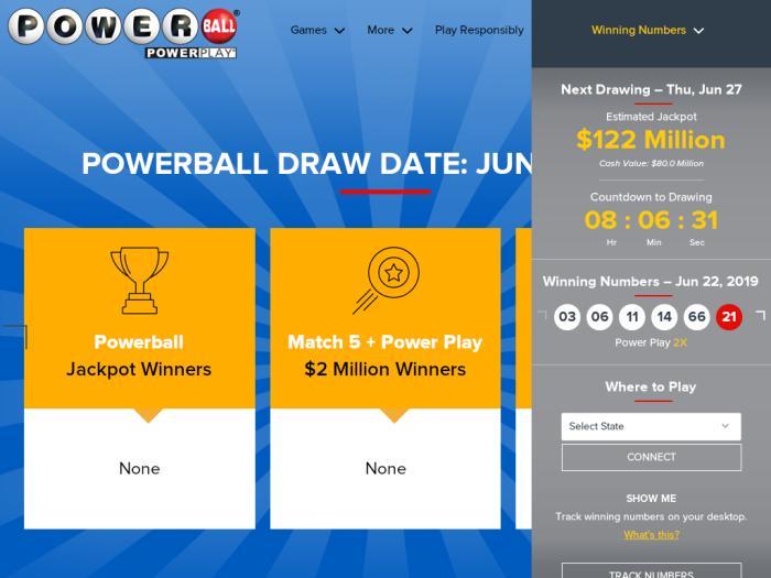 Лотерея powerball australia — правила + инструкцая как играть из россии