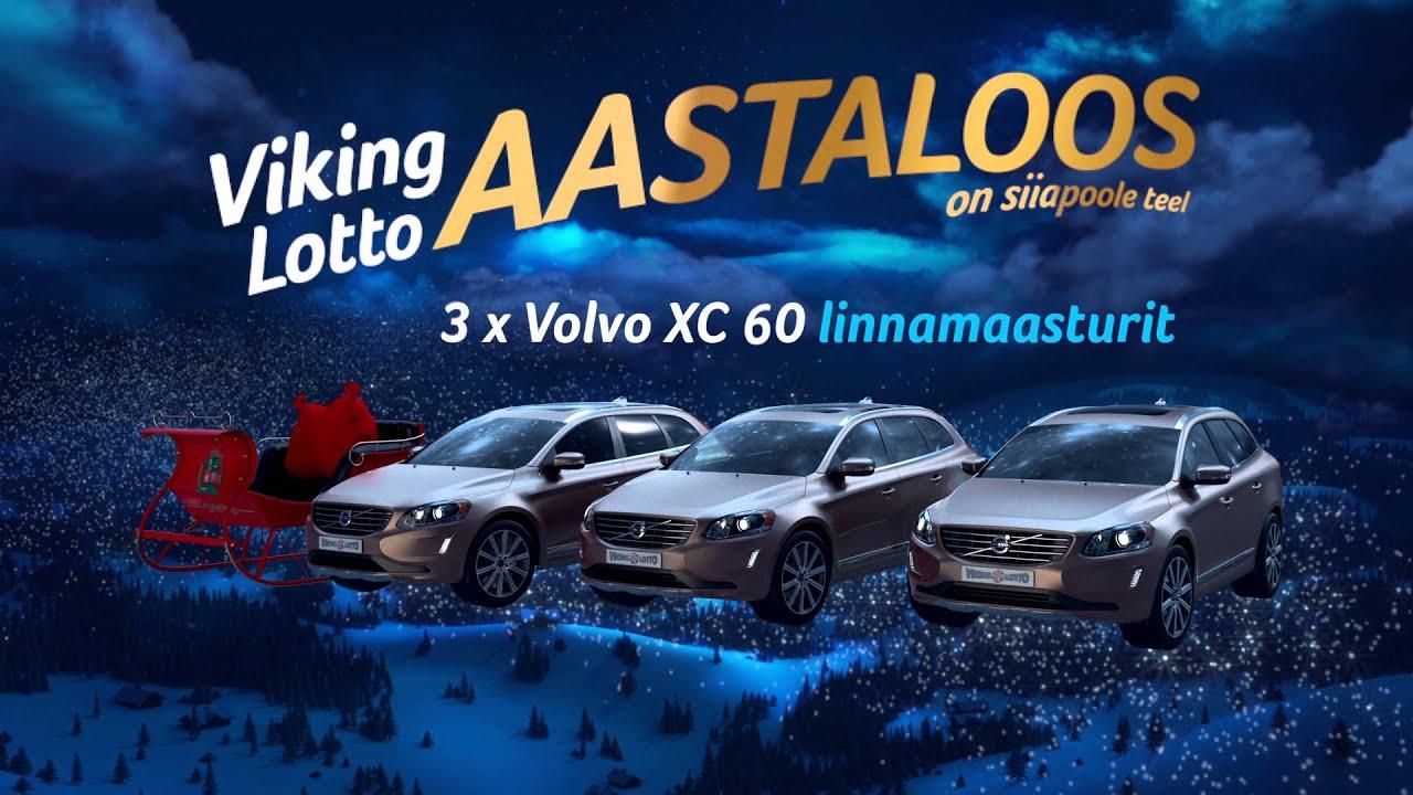 Vikinglotto winners