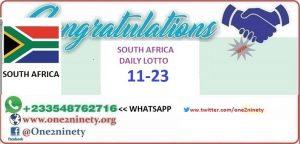 Loteria sul-africana