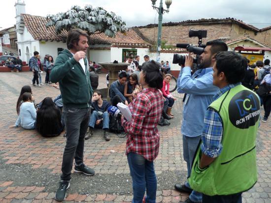 Точное время в боготе, колумбия - сколько время в боготе сейчас