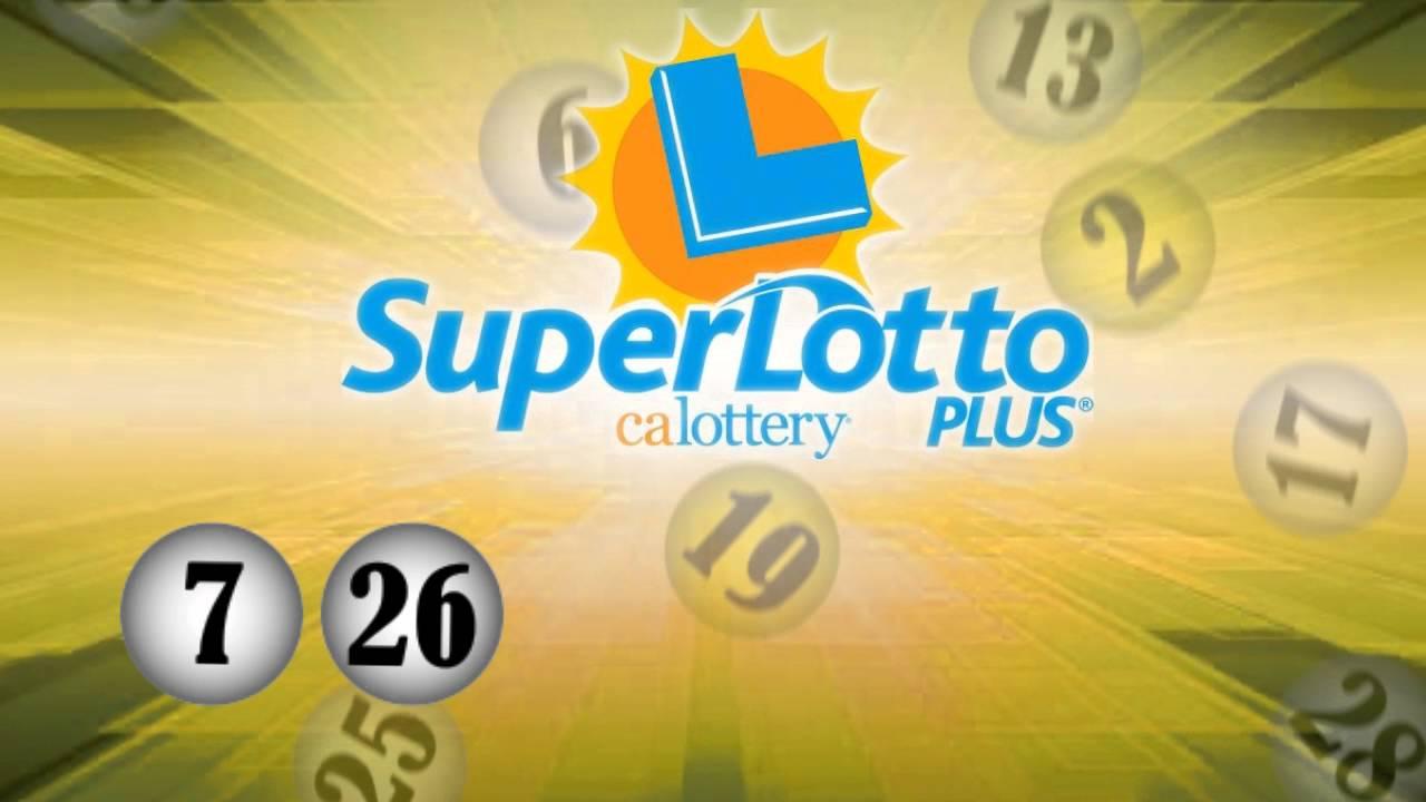 Superlotto plus - loteria da Califórnia