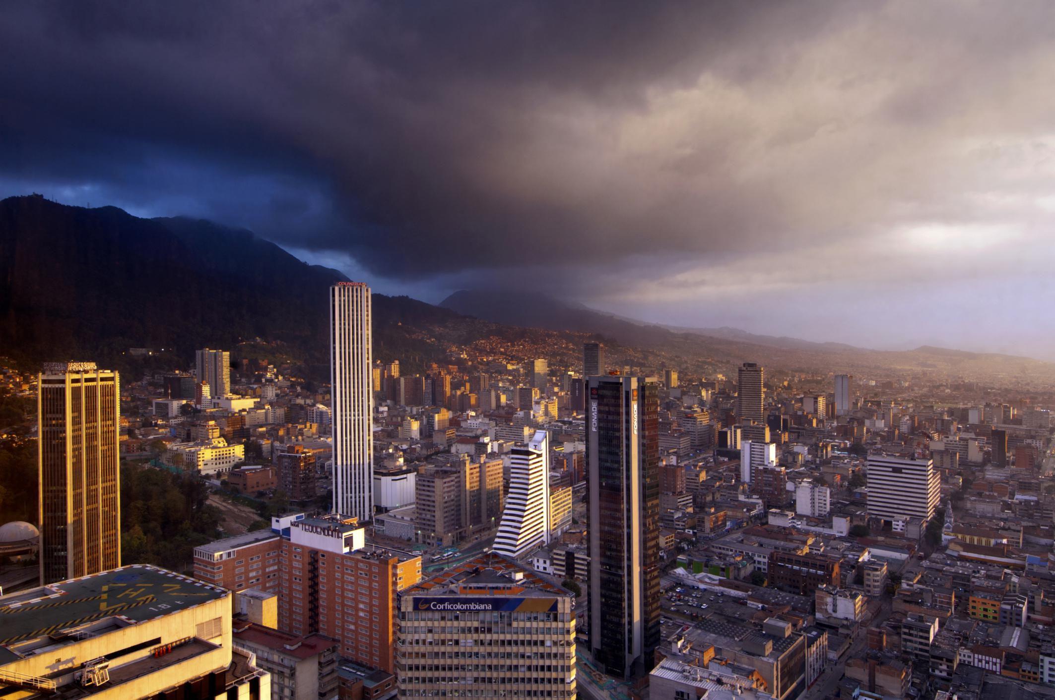 Богота, колумбия — путеводитель, где остановиться и многое другое на туристер.ру