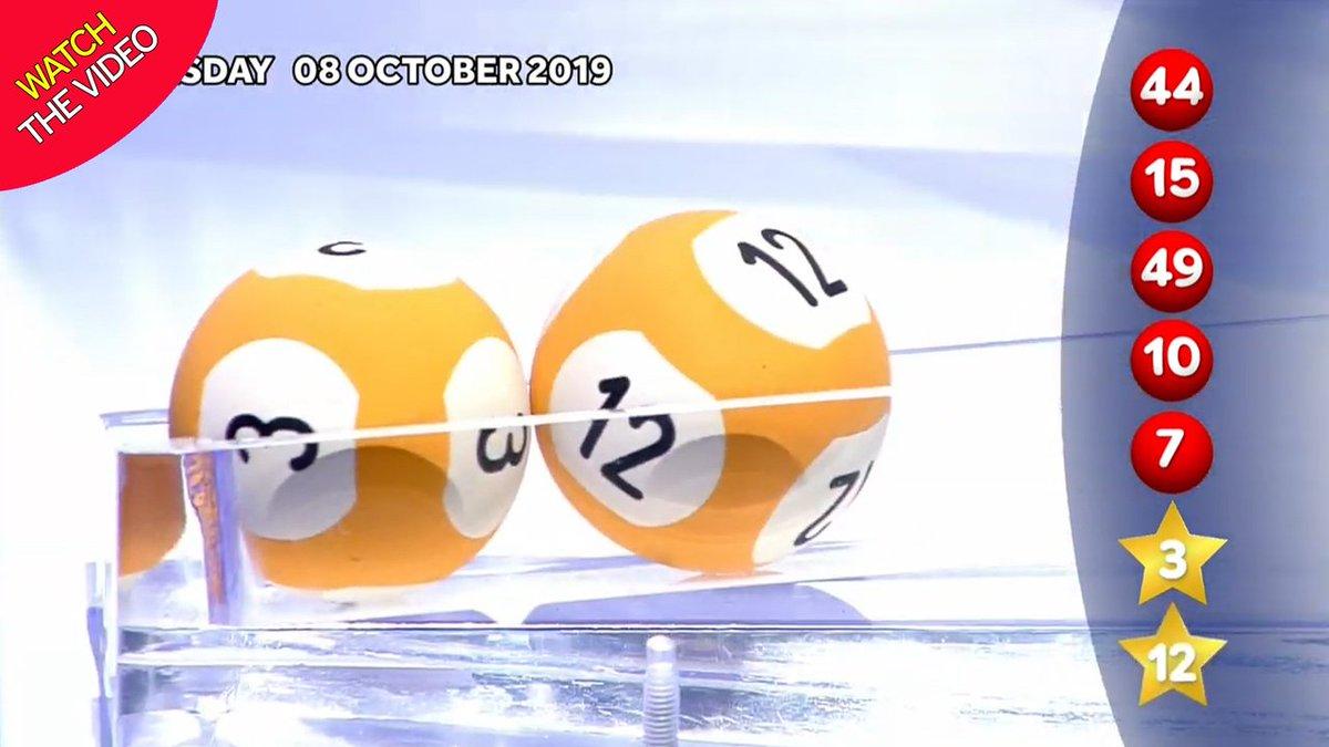 Euromillions superdraw: jackpot ca 130 miljoner euro