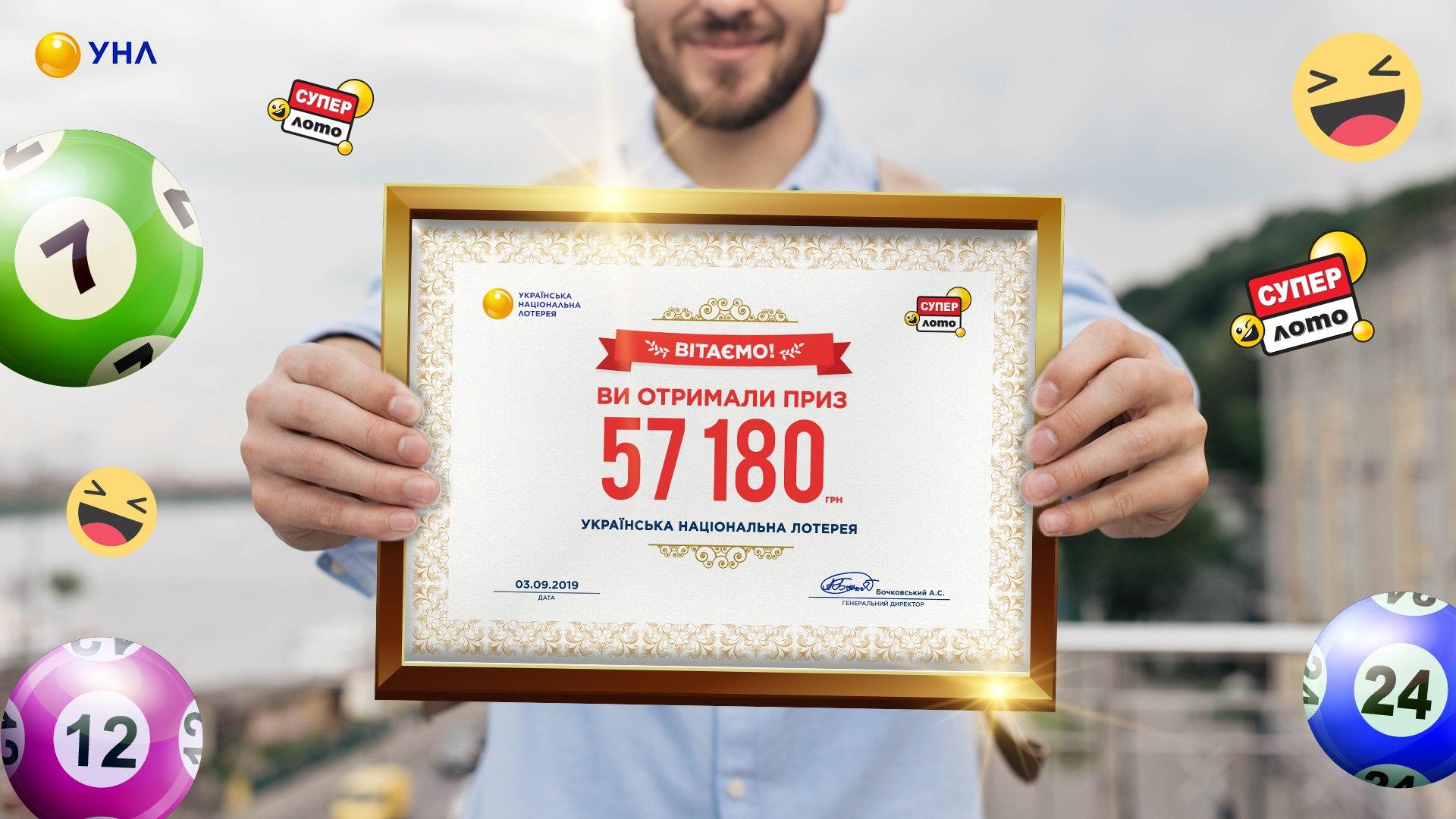Украинские лотереи