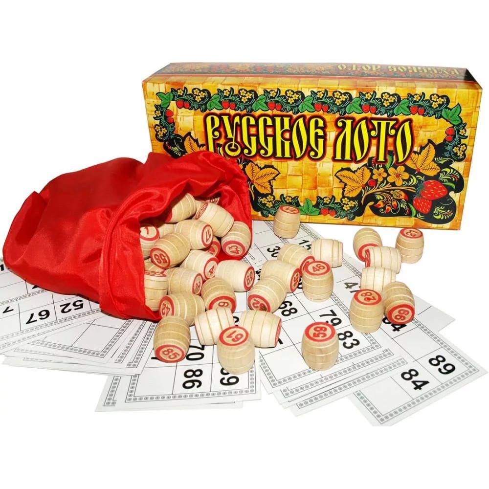 Методы игры в лотерею