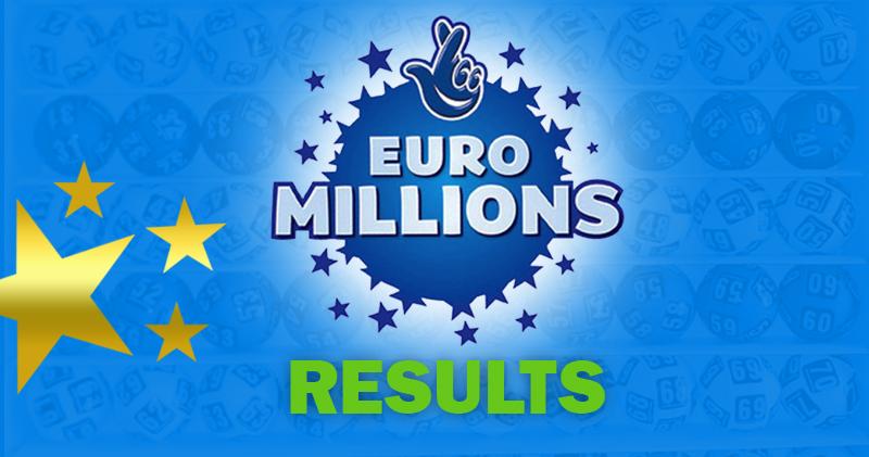 Estatísticas da Euromilhões