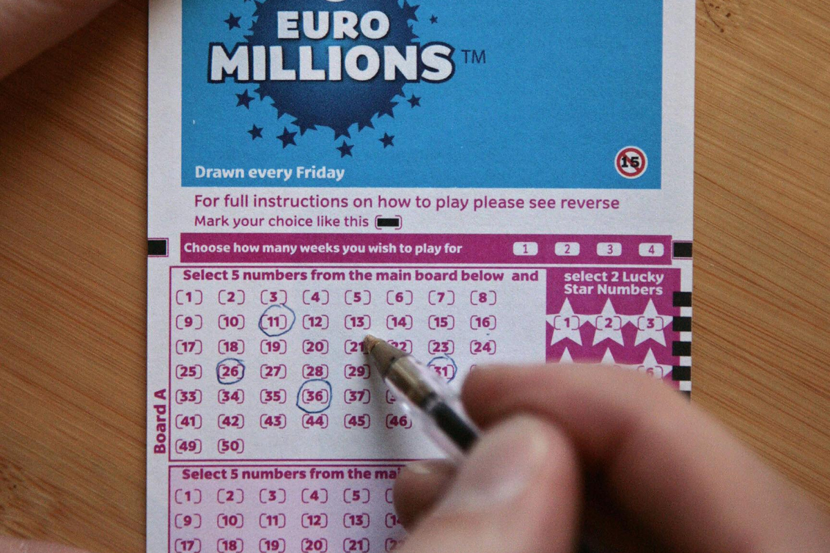 Euromillions good causes