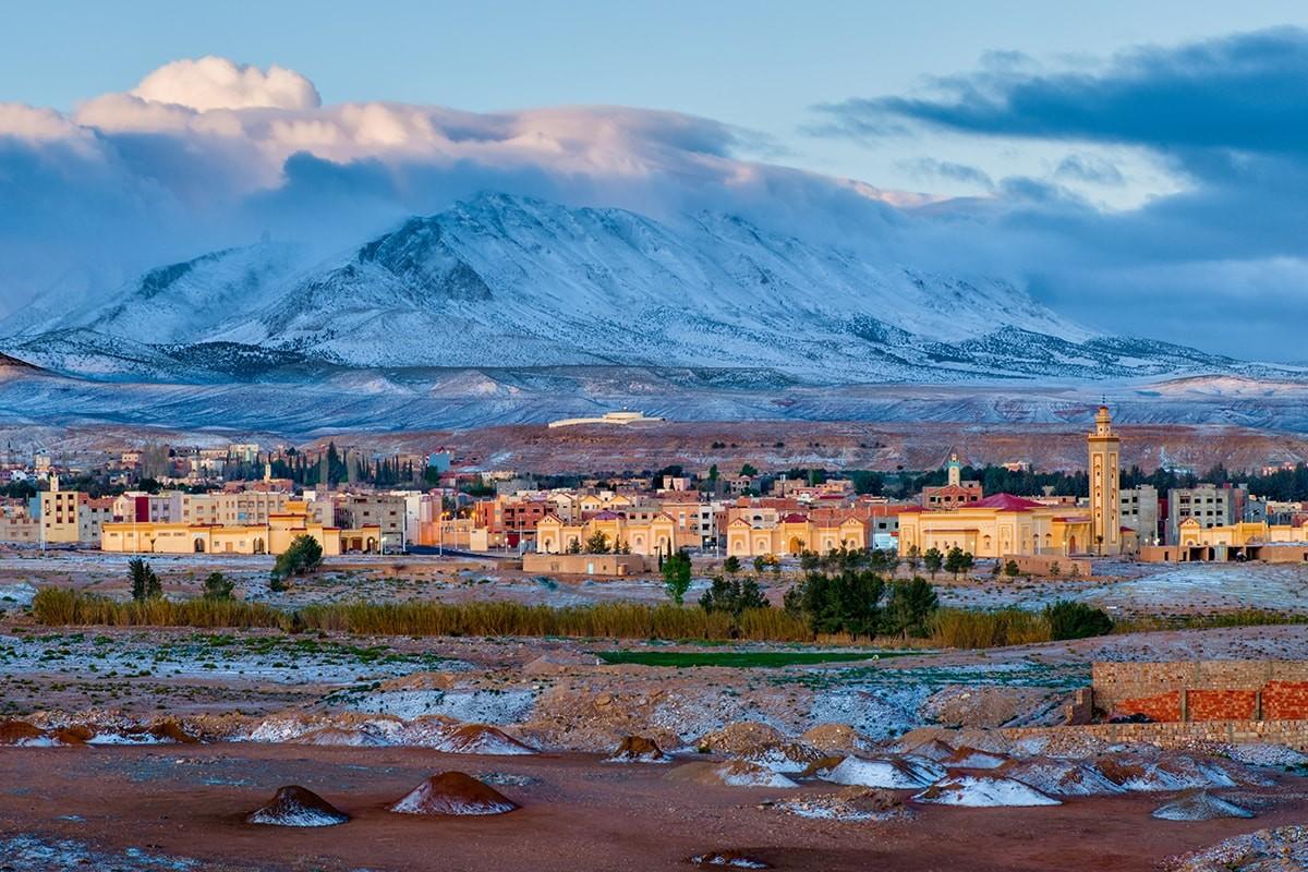 Авиабилеты из агадира в марокко от 3409₽
