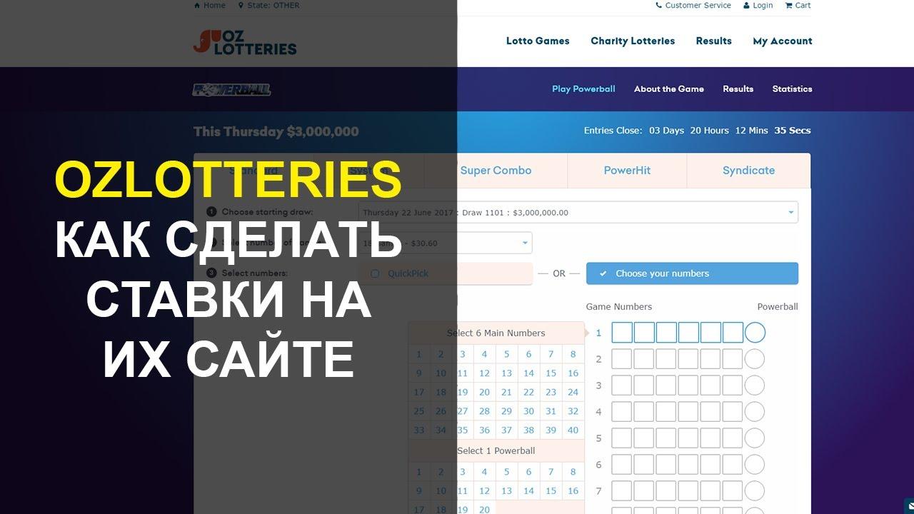 Сайт ozlotteries.com - онлайн сео / seo проверка анализ аудит сайта ozlotteries.com   портал whois.uanic.name