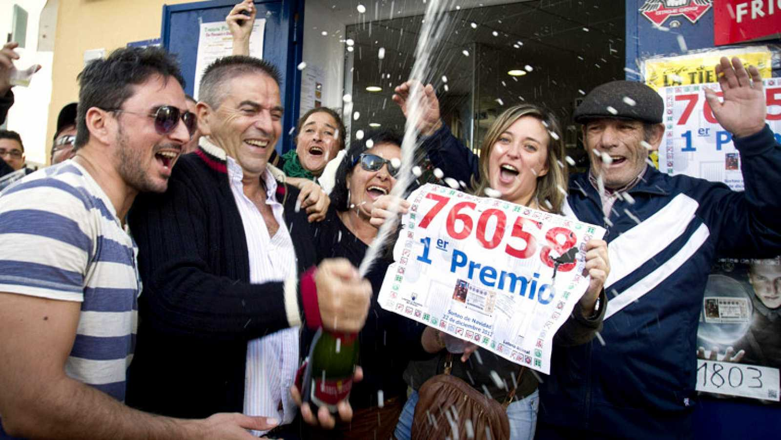 Spain el gordo latest results - numbers not following on