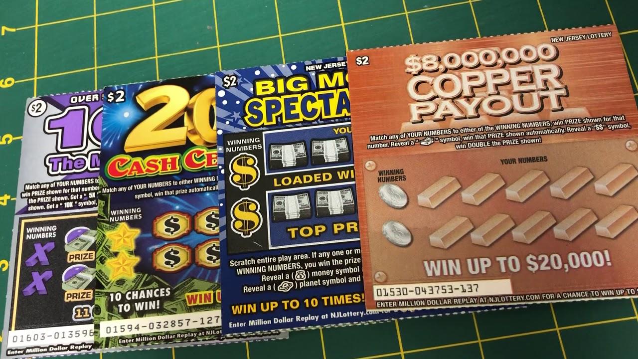 Dinheiro em Jersey 5 nova Jersey (nj) resultados da loteria & detalhes do jogo