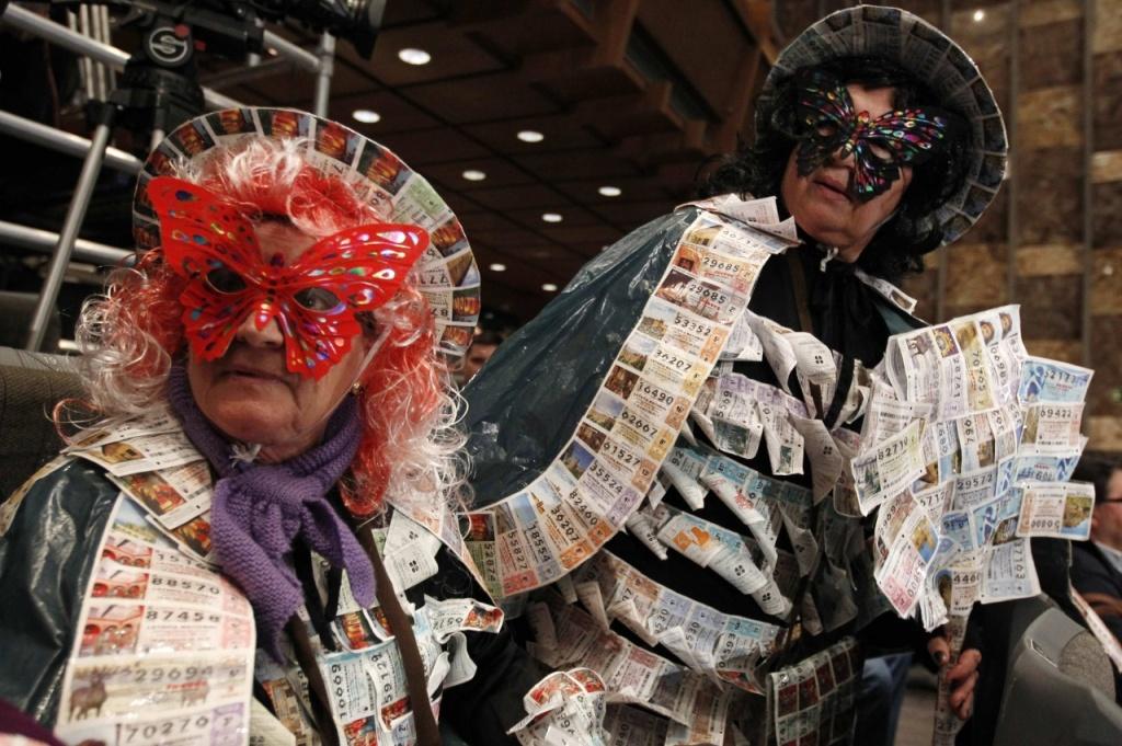 Рождественская лотерея в испании:  чудеса и провалы. испания по-русски - все о жизни в испании