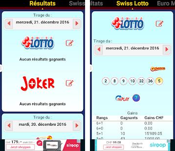 Швейцарская лотерея lotto