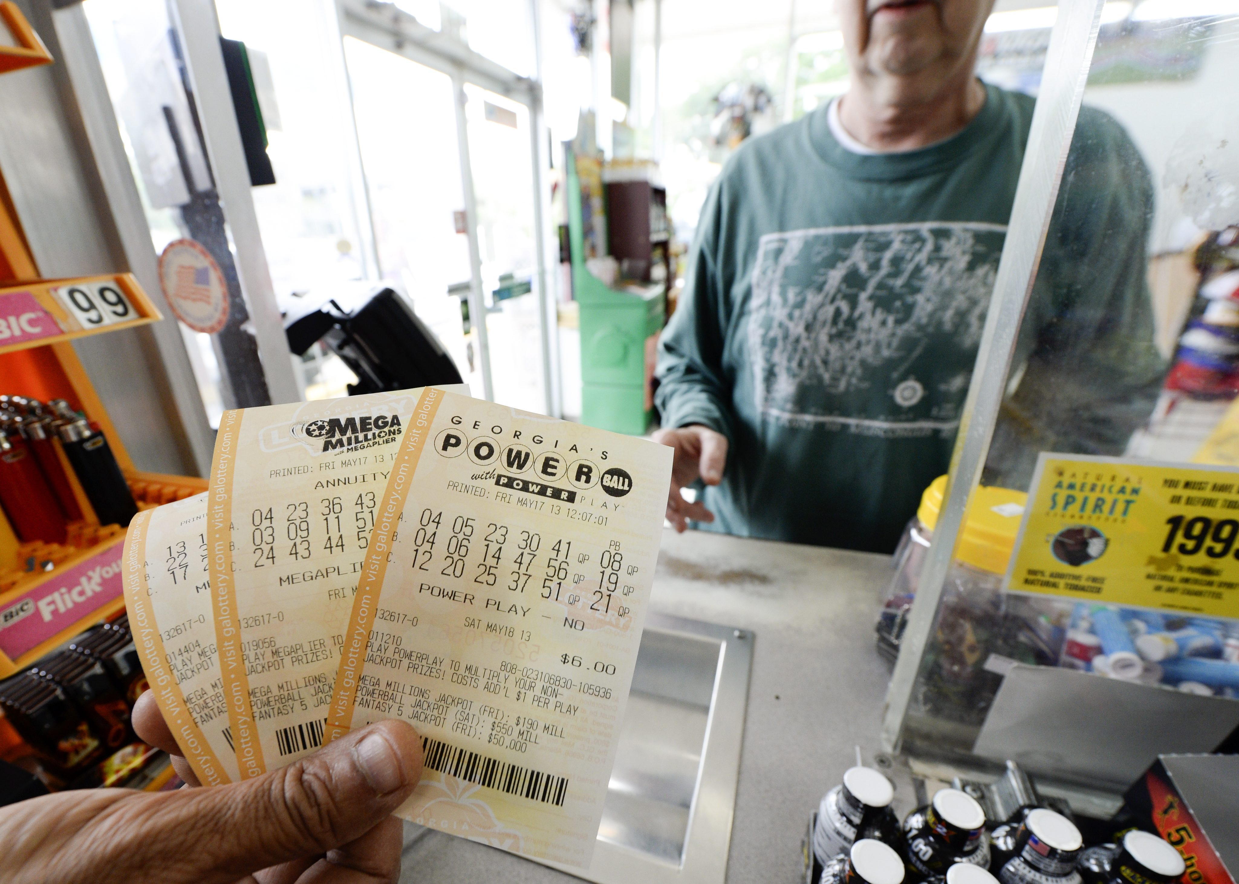 Usa powerball   results & how to play