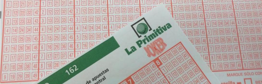 Historia de la lotería primitiva.