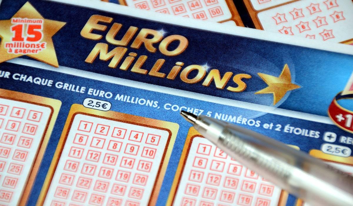 Estatísticas da Euromilhões - números mais comuns & história do jackpot