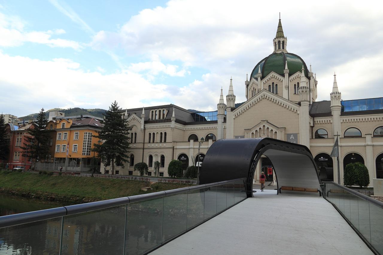 Сараево - необычная столица боснии и герцеговины