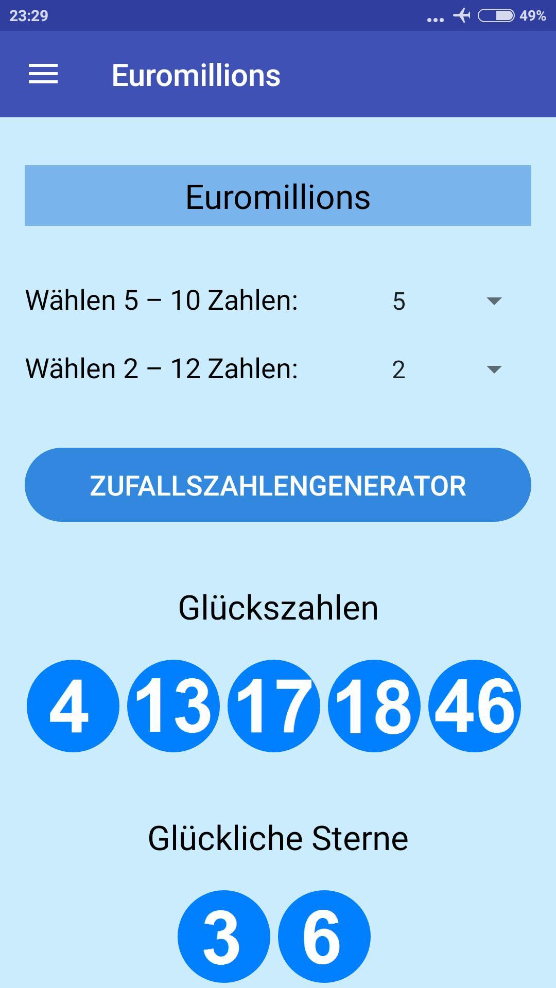 Результаты лотереи «евромиллионы» | тираж: 1329 | 16 июня 2020