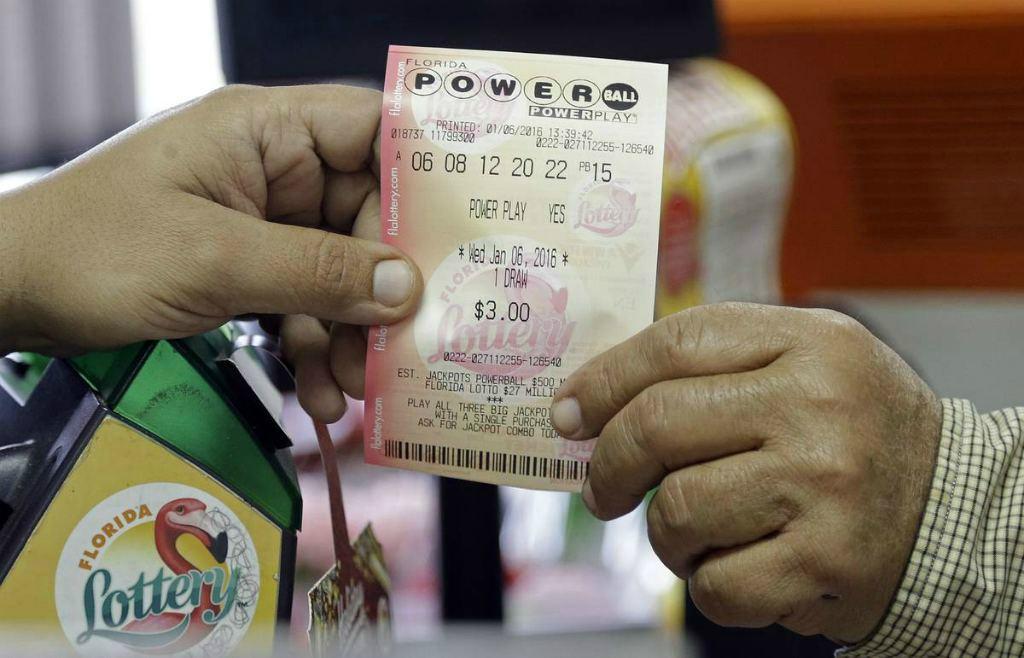 Самый крупный в мире джекпот в 640 млн. долларов выиграл игрок из мэриленда › новости санкт-петербурга › mr-7.ru