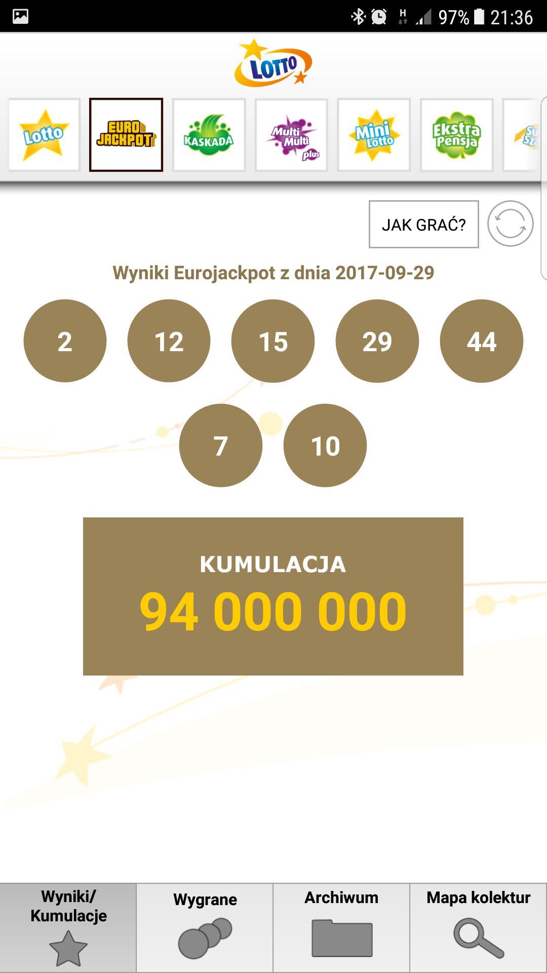 Lotto austria (lotto 6 aus 45) онлайн — как принять участие из россии + регистрация   лотереи мира