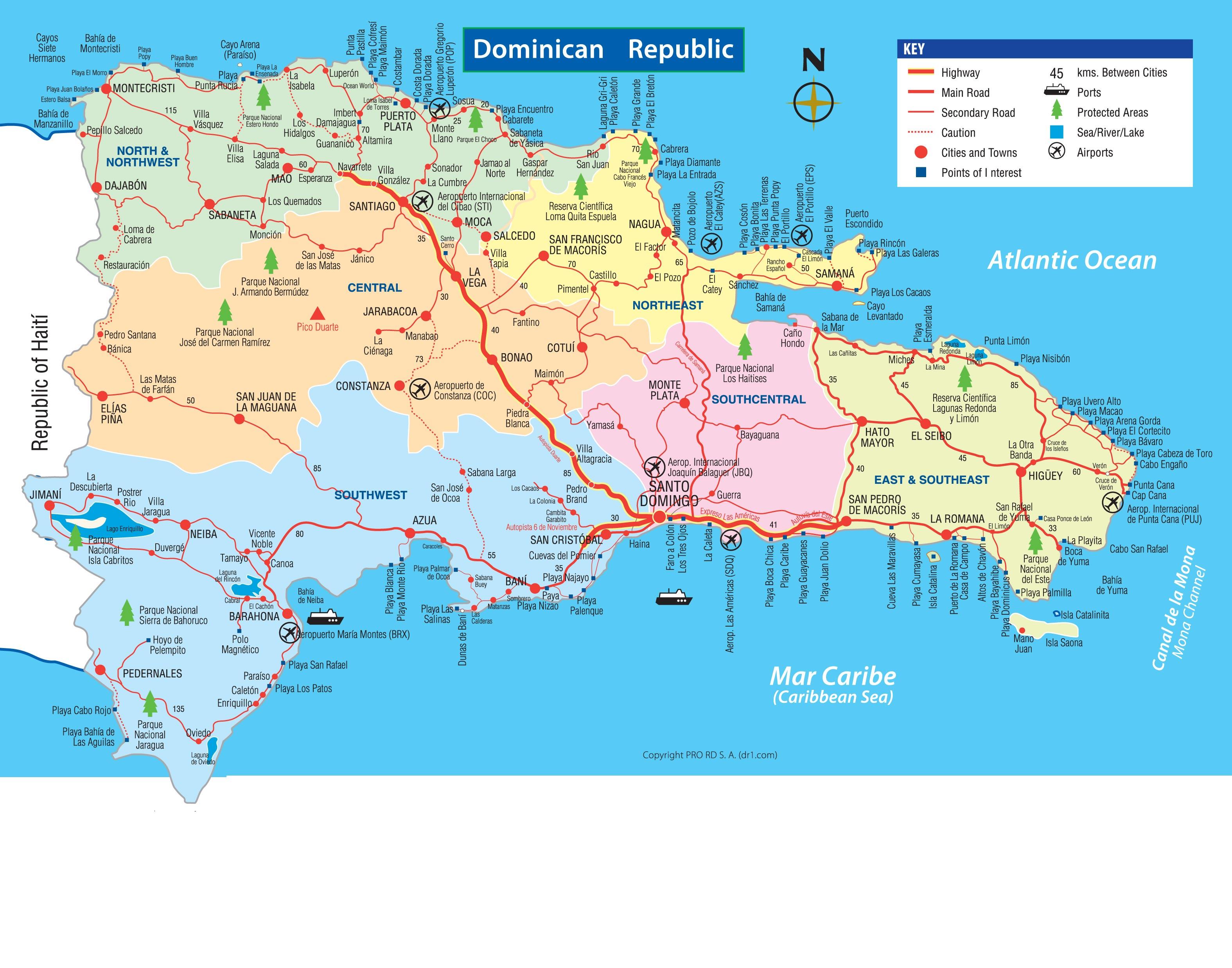 Доминиканская Республика лото