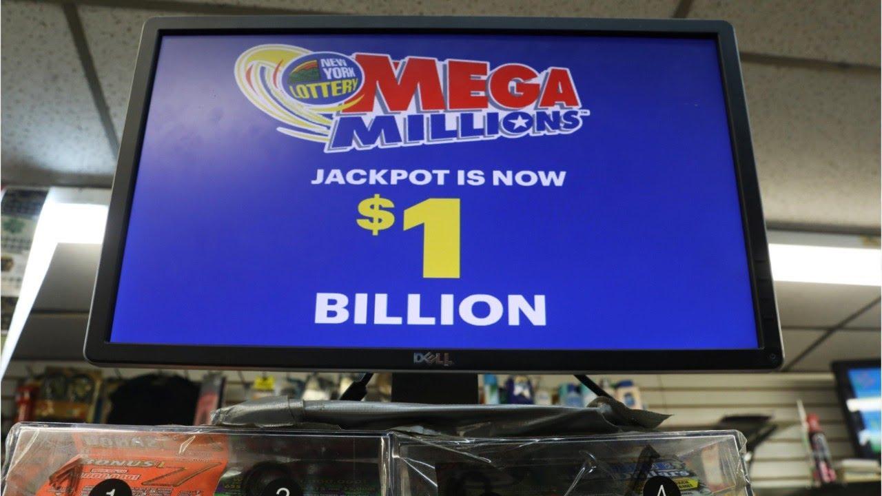 Lottery jackpot records wikipedia