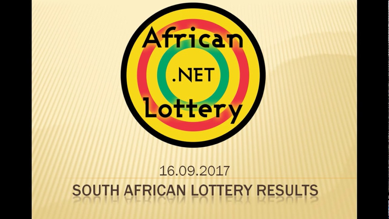 Lotto results, prizes & rules - south africa