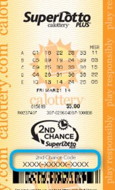 Superlotto plus da loteria californiana