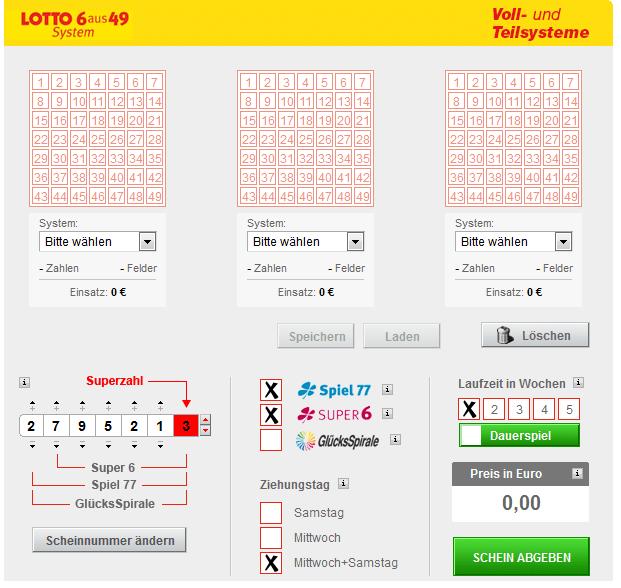 Loteria croata
